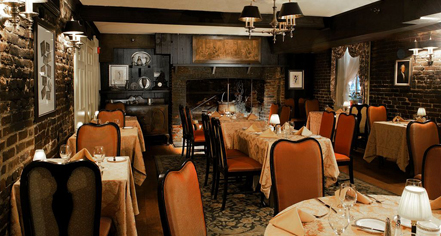Dining At Historic Inns Of Annapolis In