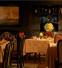 Dining at      Historic Inns of Annapolis  in Annapolis