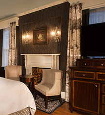 Accommodations:      Historic Inns of Annapolis  in Annapolis