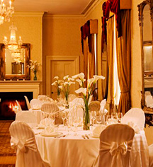 Weddings:      Historic Inns of Annapolis  in Annapolis