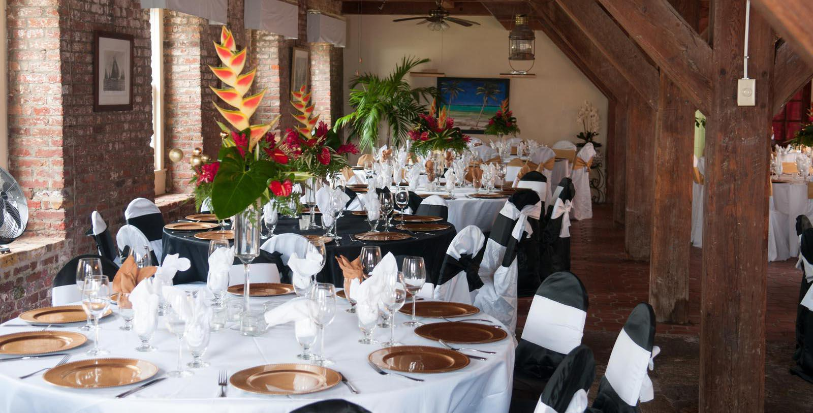 Image of restaurant at Copper and Lumber Store Historic Inn, 1789, Member of Historic Hotels Worldwide, in English Harbour, Antigua and Barbuda, Taste