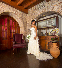 Weddings:      Copper and Lumber Store Historic Inn  in English Harbour
