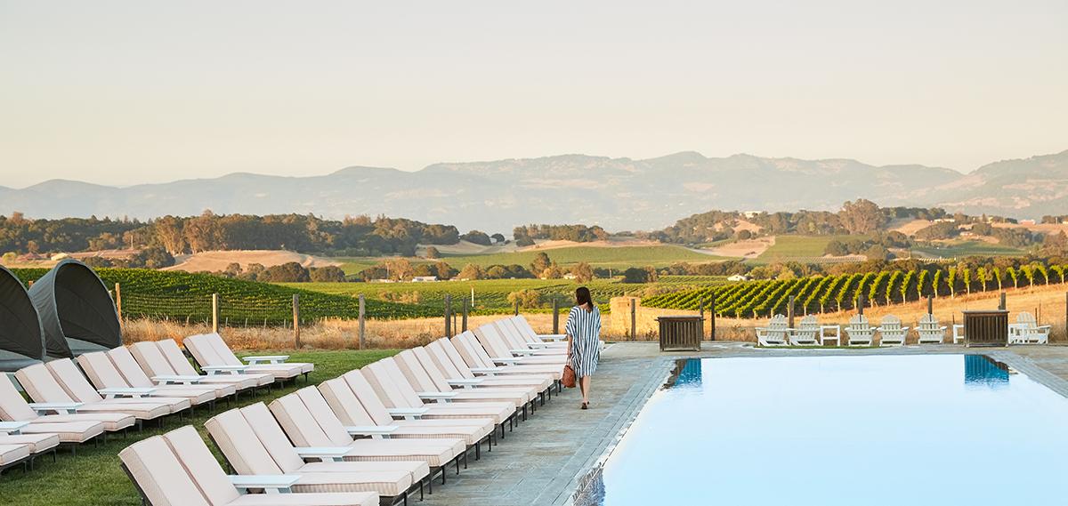 Best Spa Resorts Napa Valley
