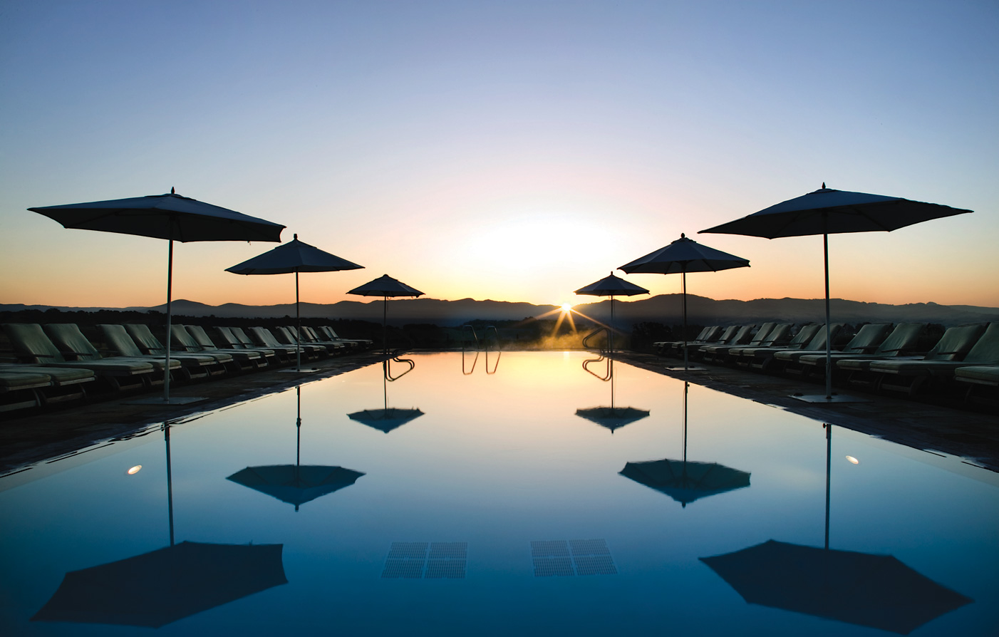 Hotel activities in napa california the carneros inn for Carneros inn napa valley