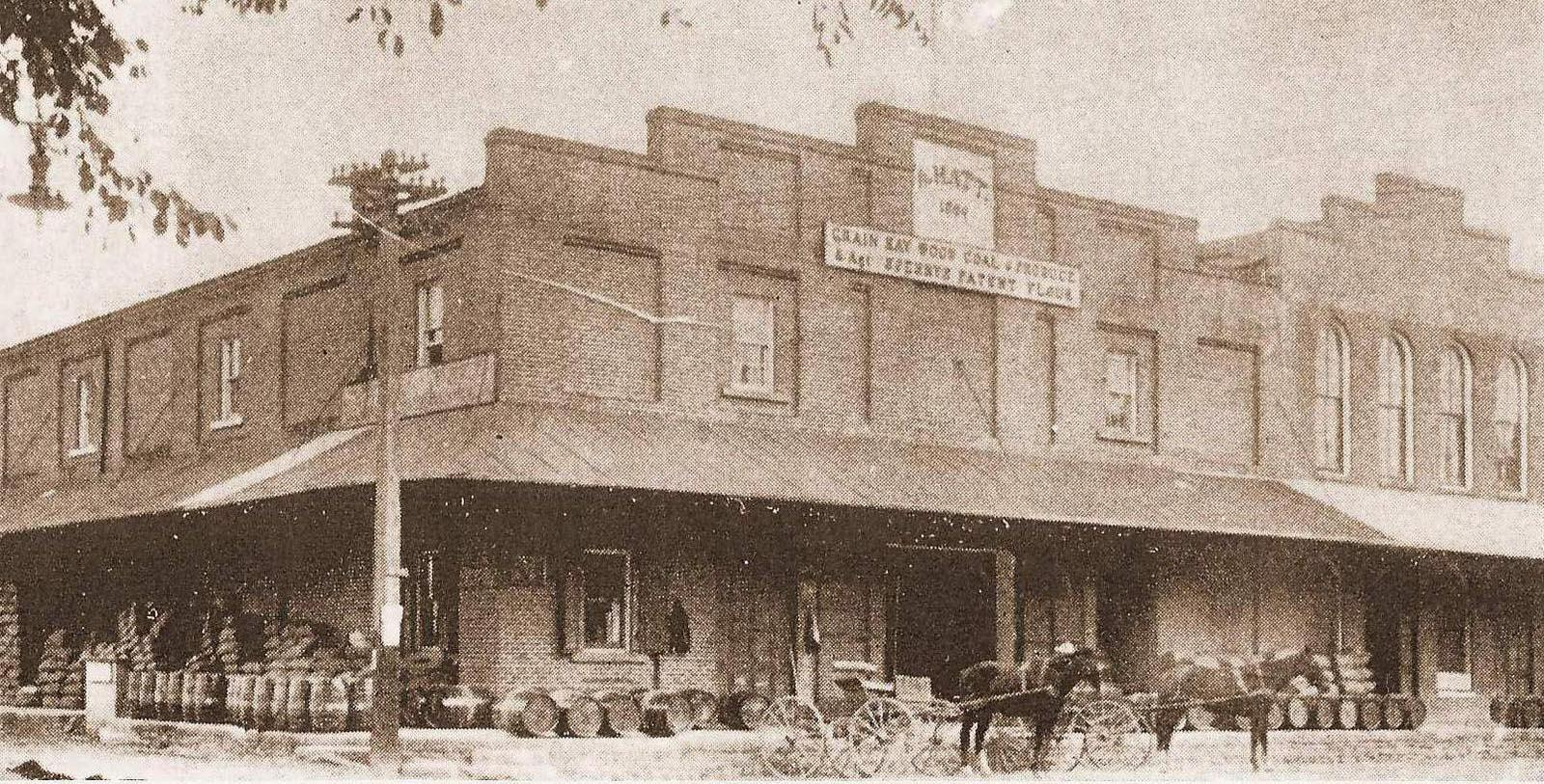 Image of Historic Exterior, Napa River Inn, Napa, California, 1884 Member of Historic Hotels of America, Discover