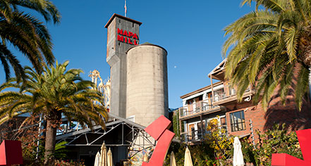 Local Attractions:      Napa River Inn  in Napa