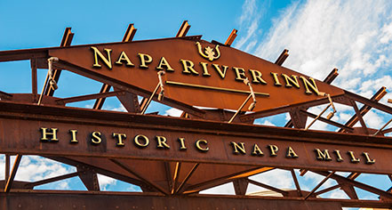 Napa River Inn  in Napa