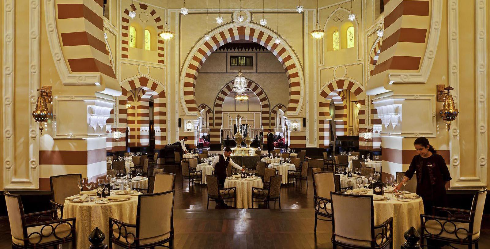 Image of Dining Room at 1902 at Sofitel Legend Old Cataract Aswan, 1899, Member of Historic Hotels Worldwide, in Aswan, Egypt, Taste