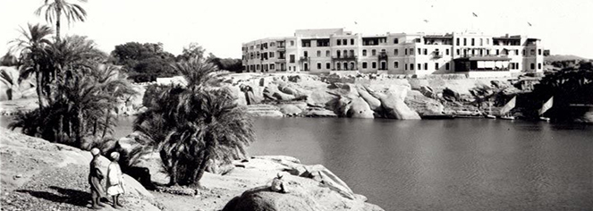 History:      Sofitel Legend Old Cataract Aswan  in Aswan
