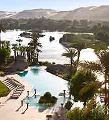 Local Attractions:      Sofitel Legend Old Cataract Aswan  in Aswan