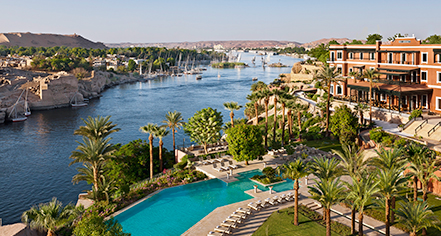 Hotels In Aswān Egypt Sofitel Legend Old Cataract Aswan