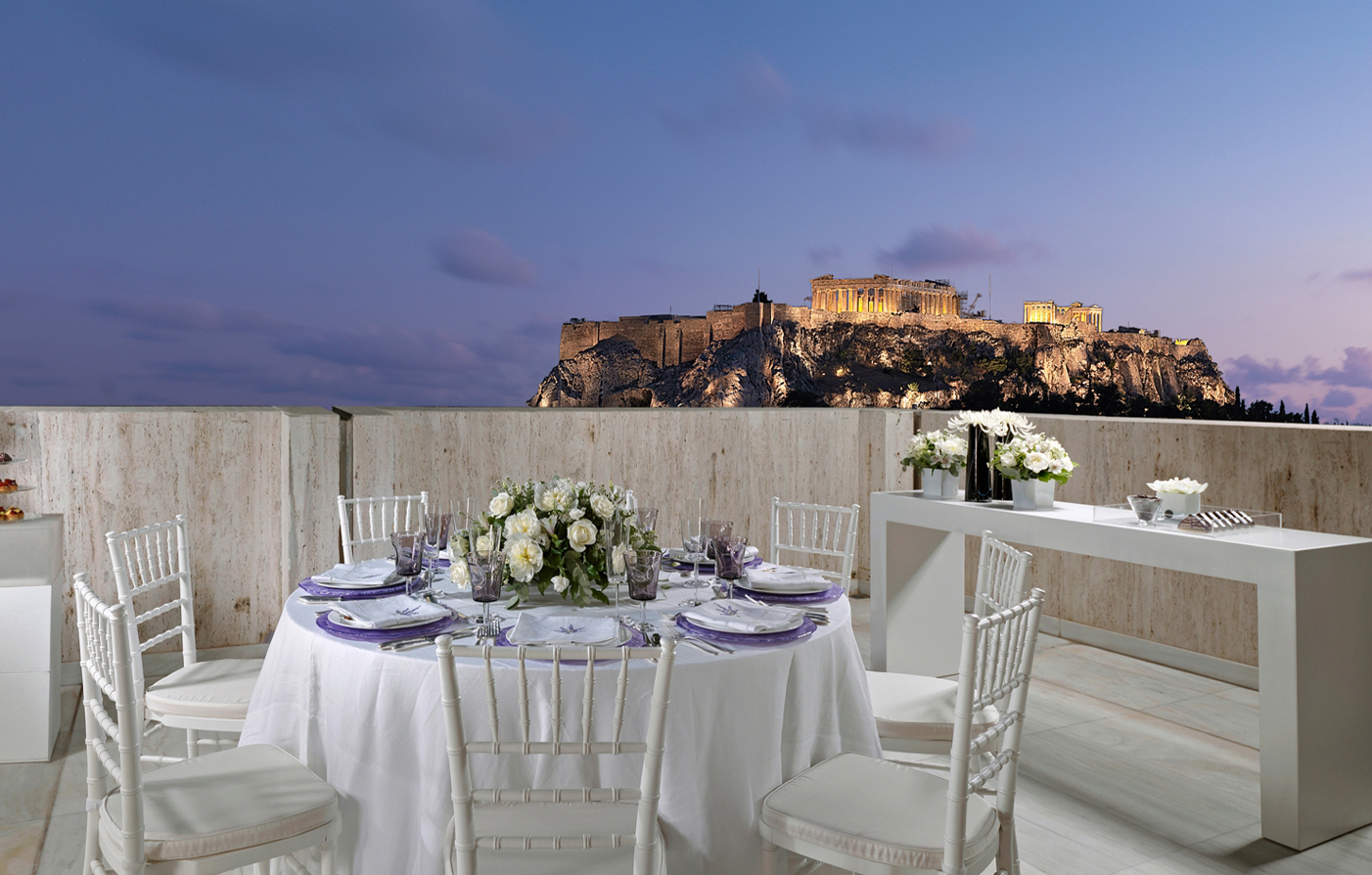 Special Offers:      NJV Athens Plaza  in Athens