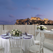 Book a stay with NJV Athens Plaza in Athens
