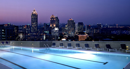 Activities:      The Georgian Terrace  in Atlanta