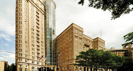 Georgian Terrace Atlanta Historic Hotels Of America