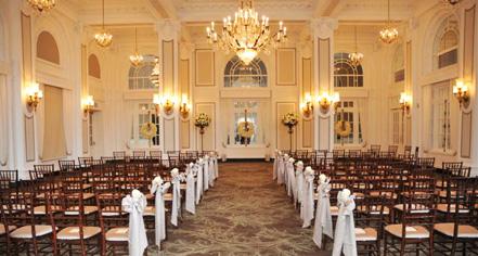 Weddings:      Georgian Terrace  in Atlanta