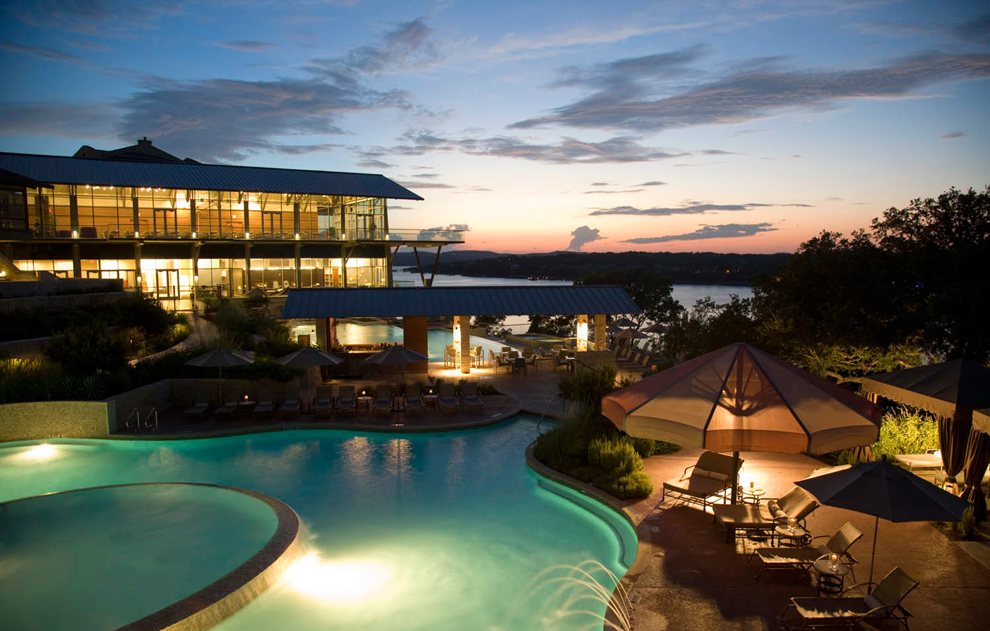 Overview dining activities special offers meetings for Spas and resorts in texas