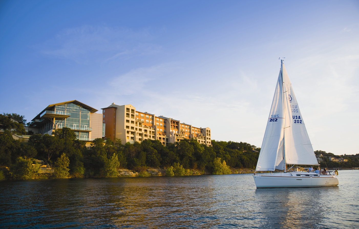 Lakeway resort and spa luxury resort in austin texas for Spas and resorts in texas