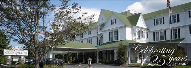 Events at      Green Park Inn  in Blowing Rock