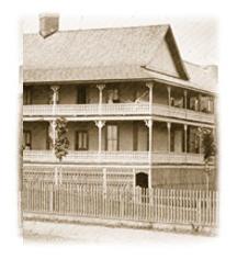 History:      Green Park Inn  in Blowing Rock