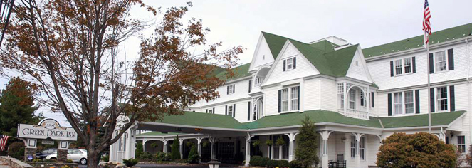 Green Park Inn  in Blowing Rock