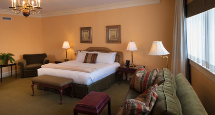 Accommodations:      Haywood Park  in Asheville