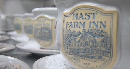 History:      Mast Farm Inn  in Banner Elk