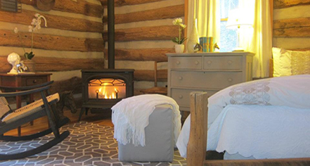 Accommodations:      Mast Farm Inn  in Banner Elk