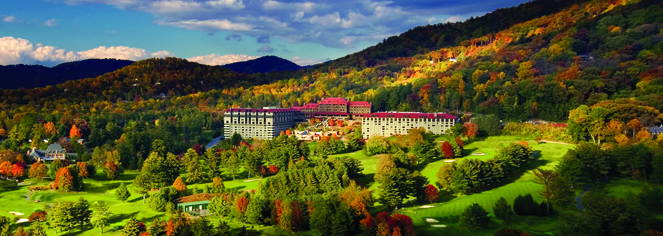 Ghost Stories: The Grove Park Inn Resort & Spa in Asheville