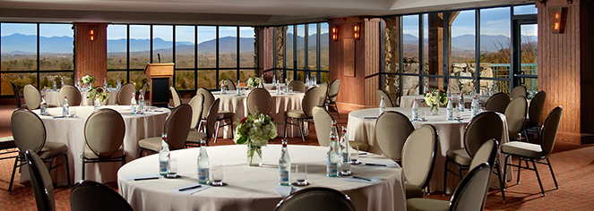 Events at      The Omni Grove Park Inn  in Asheville