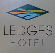 Ledges Hotel  in Hawley