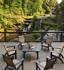 Activities:      Ledges Hotel  in Hawley