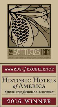The Settlers Inn at Bingham Park  in Hawley