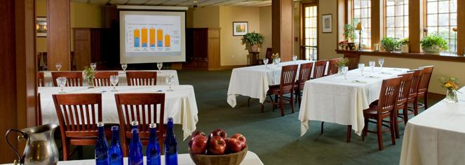 Meetings at      The Settlers Inn at Bingham Park  in Hawley