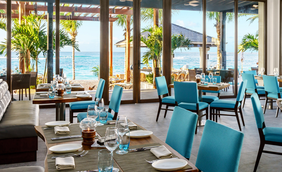 Zemi Beach House Resort & Spa  - Dining