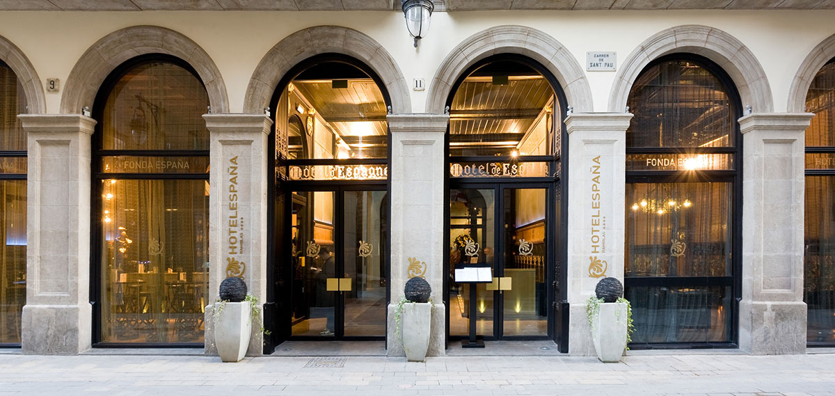Customer Reviews:      Hotel España  in Barcelona