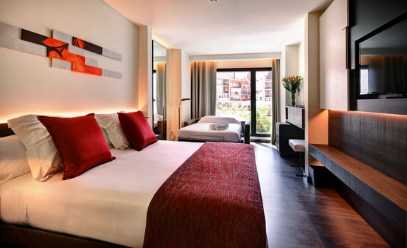 Olivia Balmes Hotel  - Accommodations