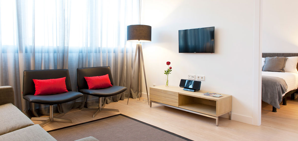 MH Apartments Barcelona Serviced Residence  in Barcelona