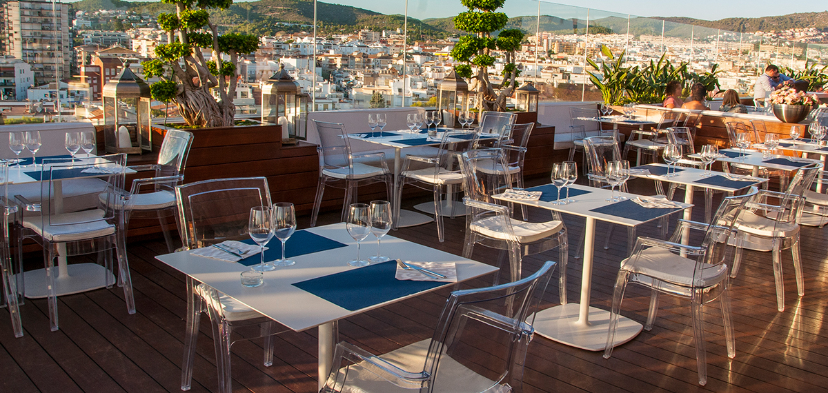 Dining:      Hotel MiM Sitges  in Sitges