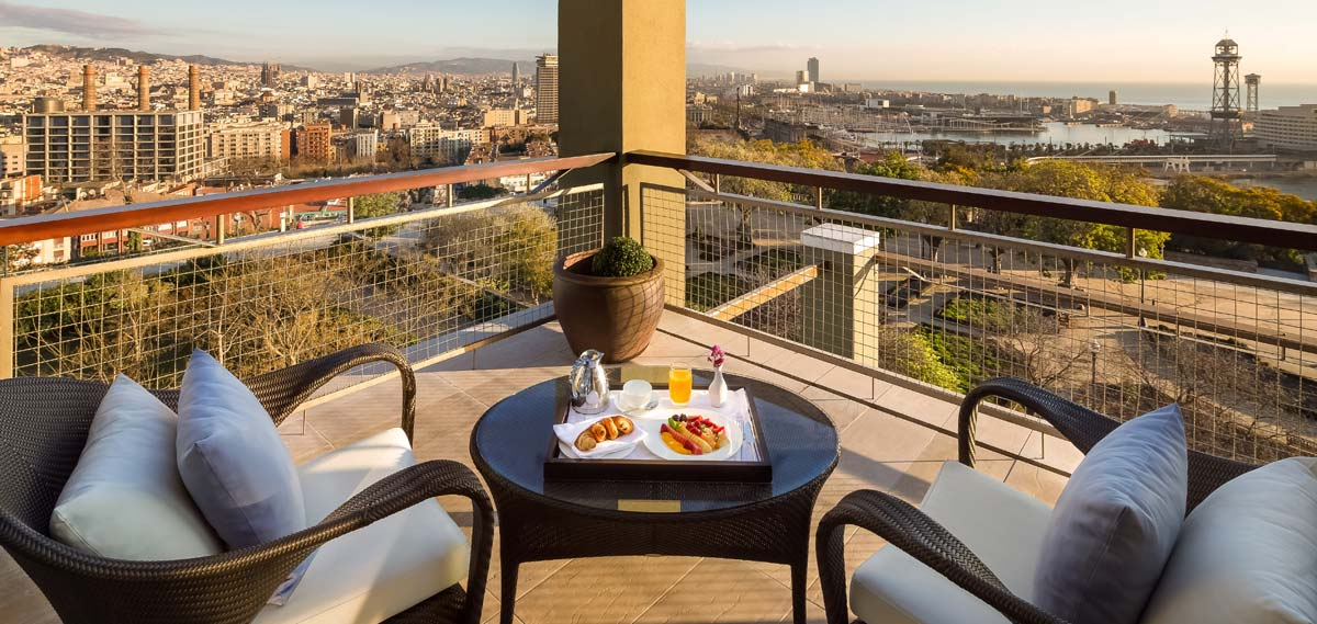 Customer Reviews:      Hotel Miramar Barcelona  in Barcelona