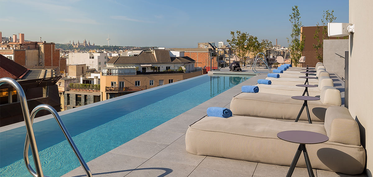 Ohla Eixample Five Star Boutique Hotel In Barcelona