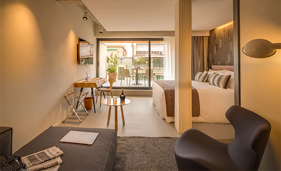 Ohla Eixample  - Accommodations