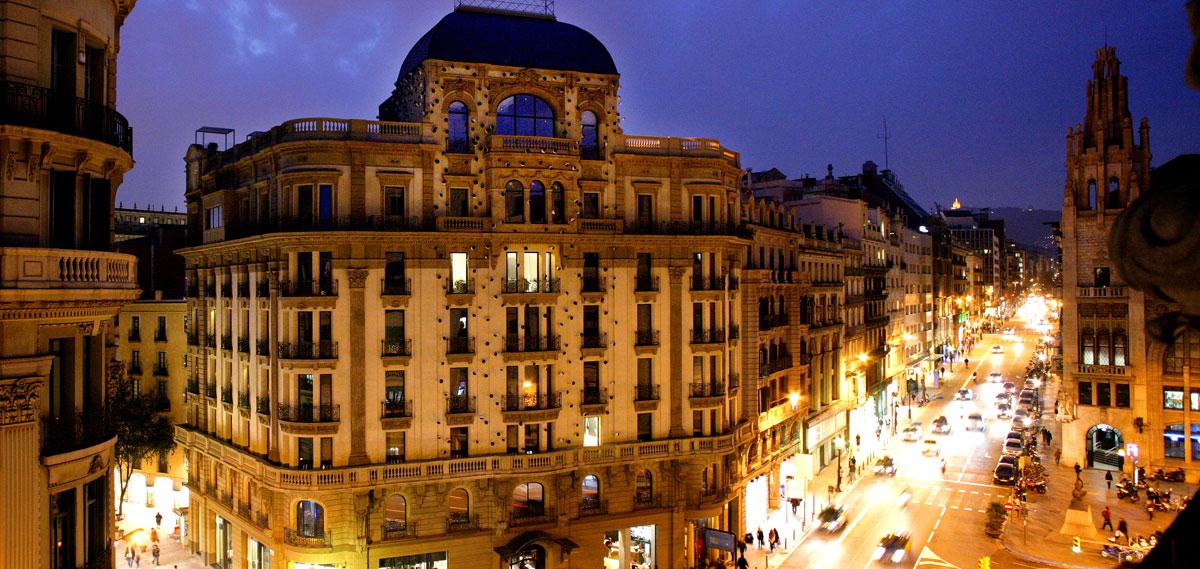 Luxury Barcelona Hotels Hotel Ohla Barcelona Five Star