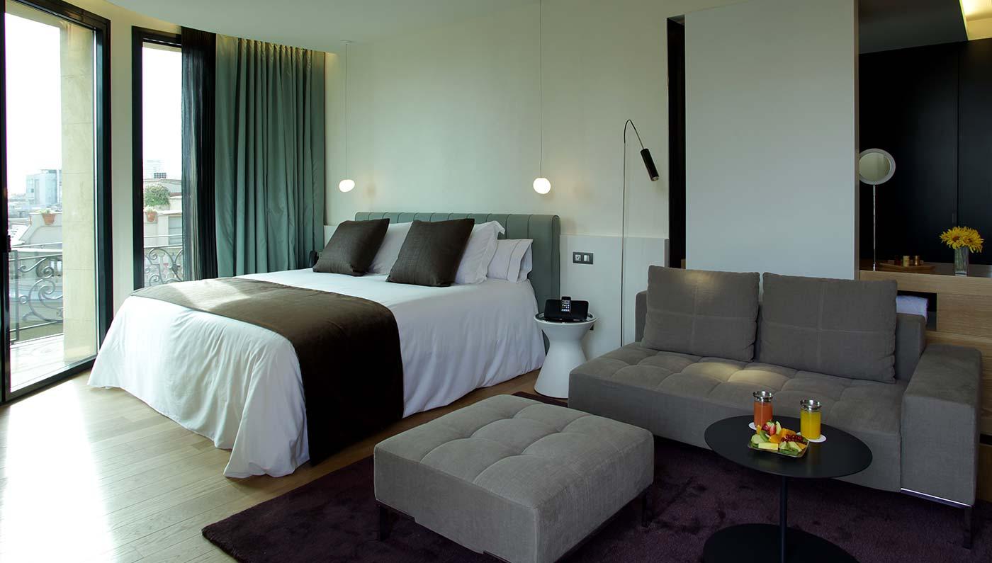 Ohla hotel in barcelona for Ohla hotel barcelona