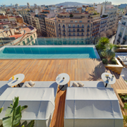 Book a stay with The One Barcelona in Barcelona