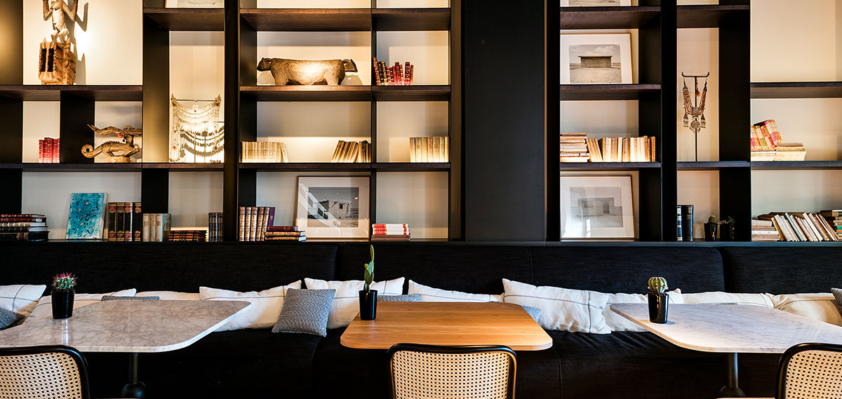 Dining:      Yurbban Passage Hotel & Spa  in Barcelona