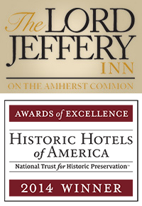 The Lord Jeffery Inn  in Amherst