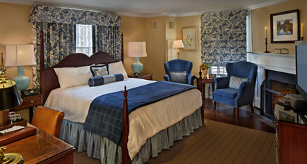 Accommodations:      Inn on Boltwood  in Amherst