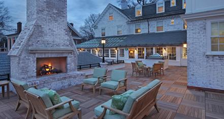 Activities:      Lord Jeffery Inn  in Amherst