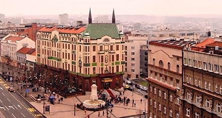 History:      Hotel Moskva  in Belgrade